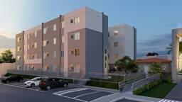Lindo apartamento de 02 quartos no bairro Nacional