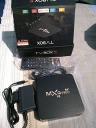 TVBOX.Transforme sua tv EM SMART TV