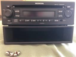 Rádio Honda Fit - CD, MP3, AUX