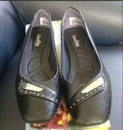 Sapato conforto Usaflex 35 calçado feminino