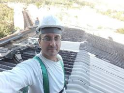 Telhados ( Conserto e reformas)