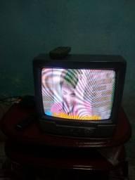 Tv de 14 polegadas LEIAM A DESCRIÇÃO