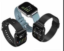 Smartwatch DTX 35 ) Faz e recebe ligações)