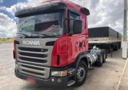 Scania g420 6x2 2010