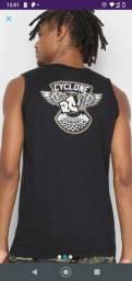 Camisa regata cyclone original
