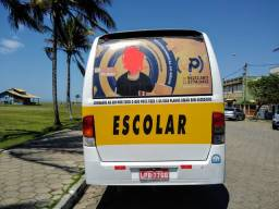Micro ônibus v6 motor mwm