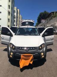 Fiat Palio weekend adventure 2017 PARCELADO