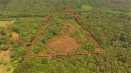 Excelente área para formar chácara de 28.300m², na região do Olhos d'Água