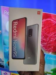 Forte! REDMI Note 9s Da Xiaomi.. Novo lacrado com garantia e entrega imediata