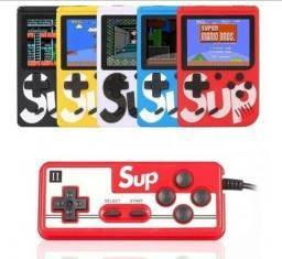 Mini game Sup 400 jogos com controle