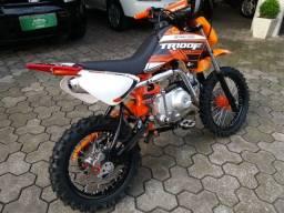 Pro tork moto trilha 100cc novaa
