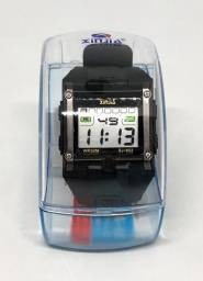 Relógio Xinjia Sports XJ-852 Estilo Esportivo à Prova de Água Original Novo na Caixa