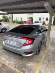 Honda civic 2017 G10