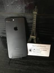 IPhone 7 Plus preto matte 32 gigas