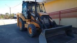 Retro escavadeira hb90 4x4