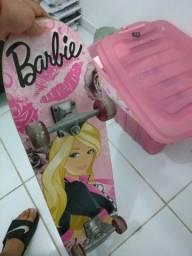 Skate da barbie
