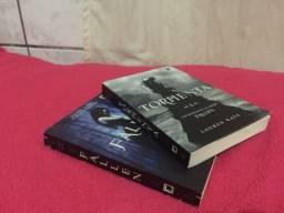 Livros Fallen e Tormenta | Lauren Kate