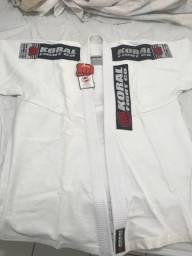 Kimono Koral Fight Co. A4
