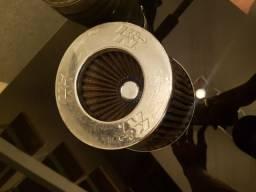 Intake para motores THP + filtro K&N