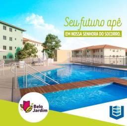Seu primeiro apê em  condomínio fechado - Belo Jardim