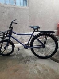 Vendo bicicleta cargueira filé