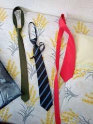 Palito e gravatas