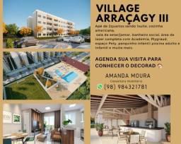Título do anúncio: A= Gran Village Araçagy 4, próximo a praia, com subsidio de 31 mil