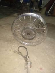 Roda de Lander/Ténéré 250