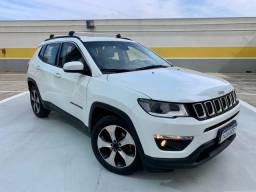 Jeep Compass Longitude Flex - 2017 - Blindado - Pac. Premium