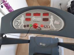 Esteira ergométrica DR2110 120 kg