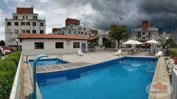 Apartamento para venda em Feira de Santana, com área excedente.