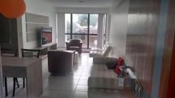 Alugo quarto/sala totalmente mobiliado na Ponta Verde, Academia, piscina.