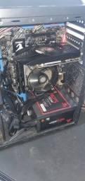 PC Gamer 9th Geração com RX550