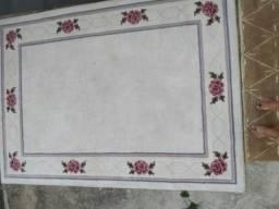 tapete maravilhoso tamanho 2,32x1,70 de R$500 por R$300!!!