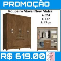 Guarda roupa Mafra promoção