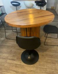Mesa madeira 4 lugares