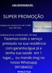 LIRA REFRIGERAÇÃO super promoção!