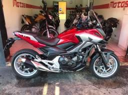 Nc 750x 2018 venda ou troca por moto