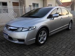 Civic 1.8 LXS automático