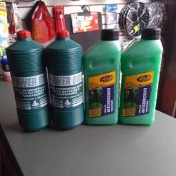 Promoção Kit 2 Aditivos Verde Magneti Marelli + 2 Águas Desmineralizada