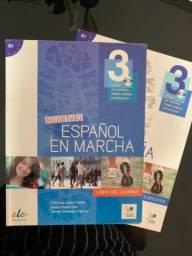 Livros Español en marcha 3
