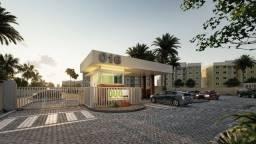 Apartamento à venda no Alto da Colina -Bairro Novo - Camaçari - Ba
