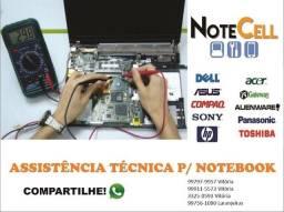NoteBook / PC / Celular - Assistência Técnica Especializada.