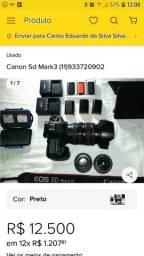 Canon 5D Mark iii  *