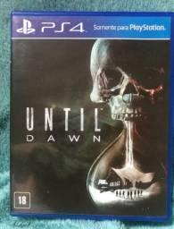 Jogo Until Dawn para PlayStation 4