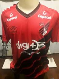 Camisa Athletico 2019