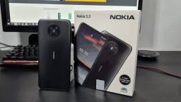 Vende-se celular NOKIA 5.3 128GB