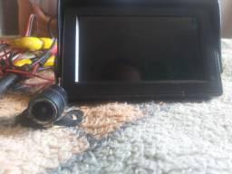 Vendo câmera de ré com tela por 120 e coxin de fox e calotas