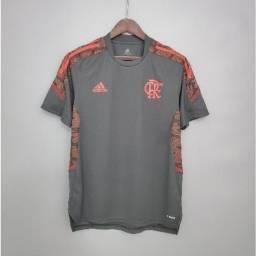 Camisa Flamengo treino 2021 Gh