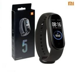 Novo Smartband Xiaomi Mi Band 5